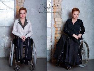 """""""MAGMA"""" - совместный проект дизайнеров из Британской Высшей Школы Дизайна и """"BezGraniz Couture"""""""