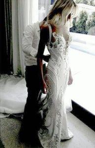 Дизайнерский свадебные платья