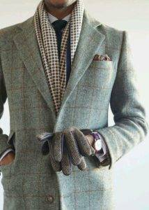 Пошив мужского пальто по лекалам Exclusive